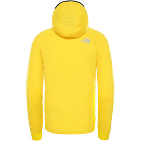 The North Face M's L2 Proprius Fleece Hoodie Jacket Canary Yellow